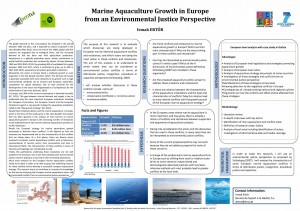 Teaser preview of Marine Aquaculture Growth in Europe Poster