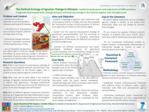 Teaser preview of The Political Ecology of Agrarian Change in Ethiopia Poster