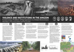 Teaser image of Violence and Institutions in the Amazon poster