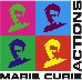 marie curie logo.