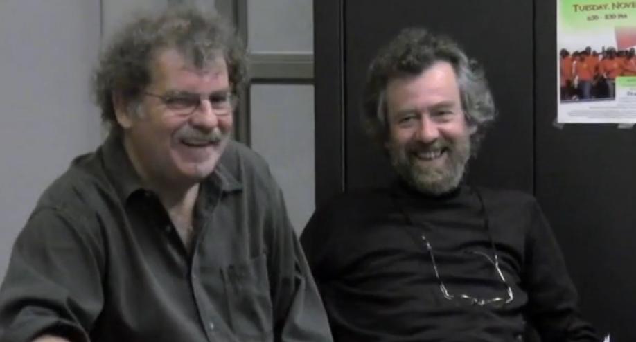 Erik Swyngedouw in conversation with Neil Smith