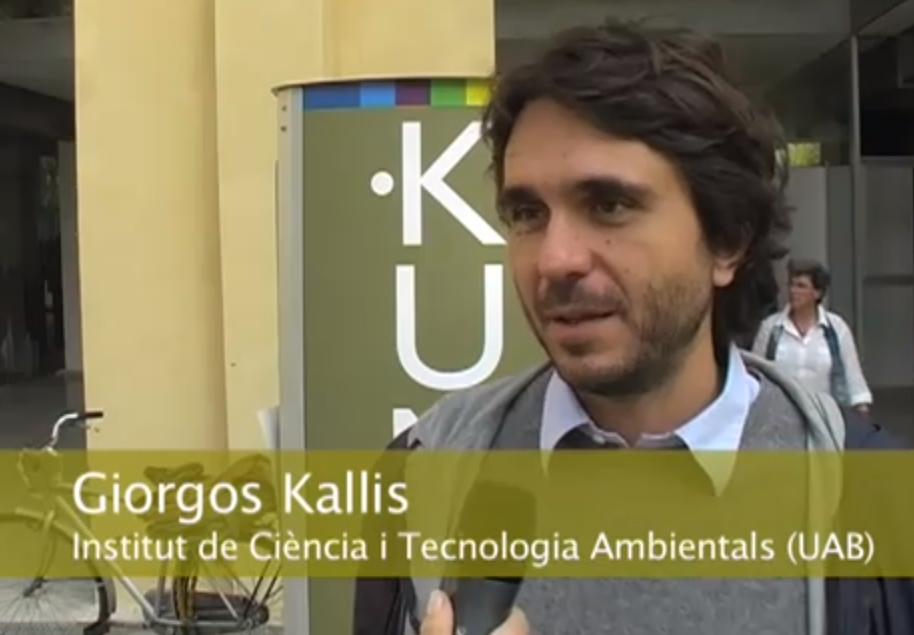 Interview with Giorgos Kallis